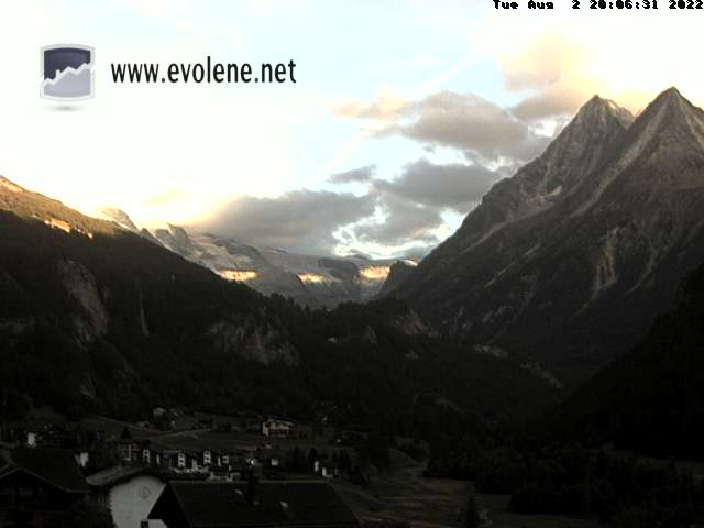 Evolène Webcam