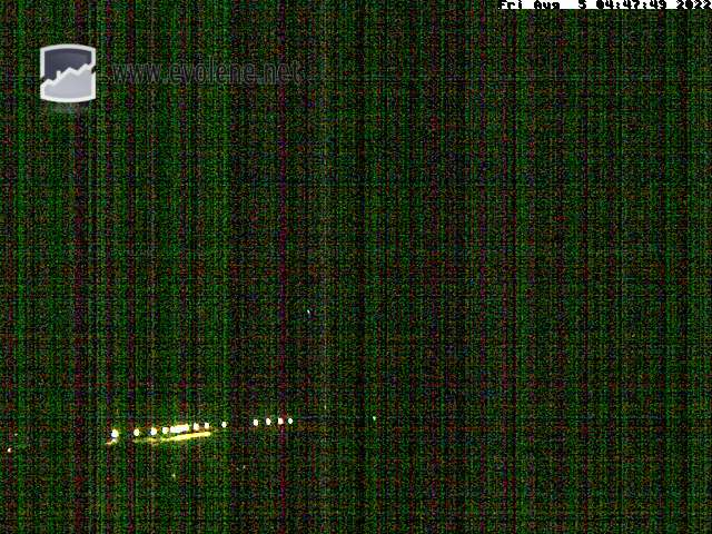 Webcam Evolène Dent-Blanche - Meteo Evolene - View from Chalet Bellevue